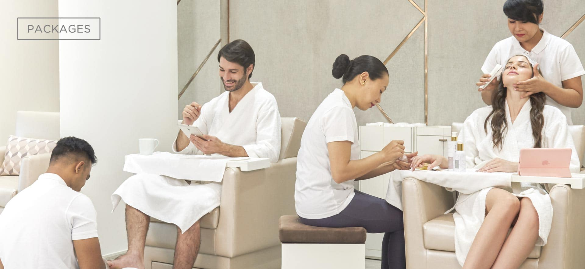 Best Couple Spa Package in Bandra West
